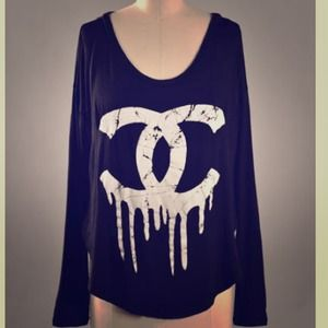 CC Dripping Top