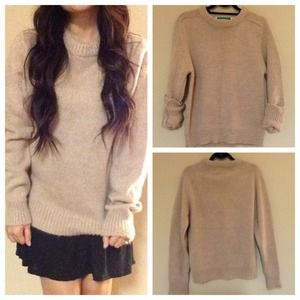 Sweaters - Blush Knit Sweater