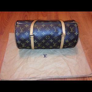Louis Vuitton Papillon 30 Handbag