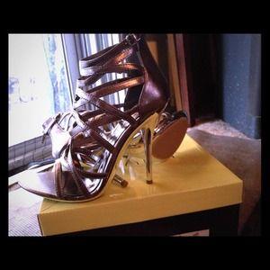 Shoes - New liliana heels size 7
