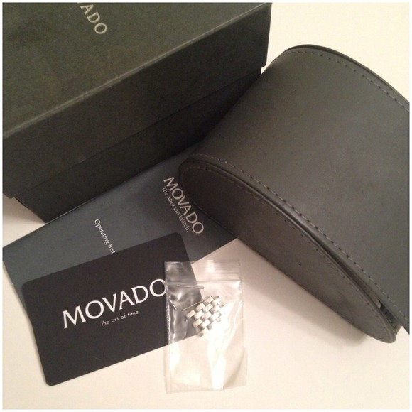 Movado Accessories - Movado Esperanza Stainless Steel ❤price negotiable 3