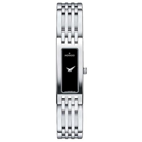Movado Accessories - 🚫SOLD⛔️Movado Esperanza Stainless Steel 4