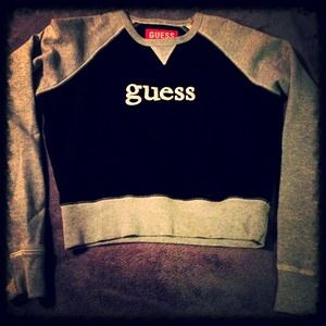 Guess Tops - ❎RESERVED❎ for ashbobash13 Guess Sweatshirt