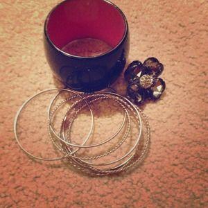 Bangles, bracelets& ring..bangles & bracelets