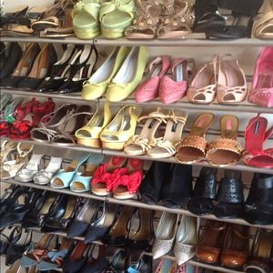 all Shoes - Wall to Wall Shoes!!!!