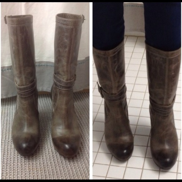 53 frye boots frye high heel boots from yan s