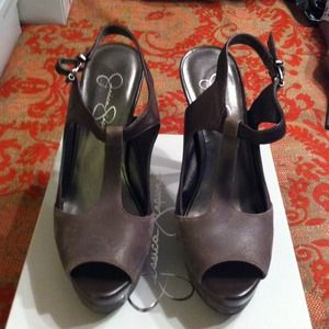 REDUCED!!!! Jessica Simpson heels