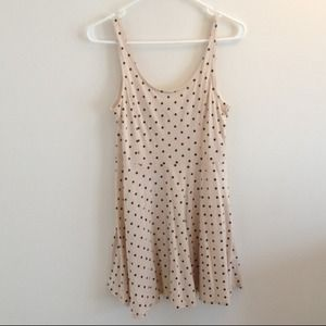 H&M Dresses & Skirts - Pink polka dress