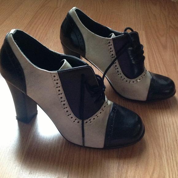 Vintage Style Heels Rockabilly Pinup