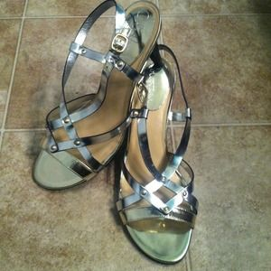 Cole Haan Shoes - Strappy Cole Haan sandals
