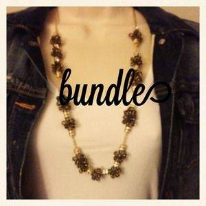 JCrew Necklace( part of bundle)