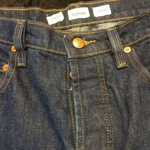 Men/Boys Todd Oldham Blue Jeans