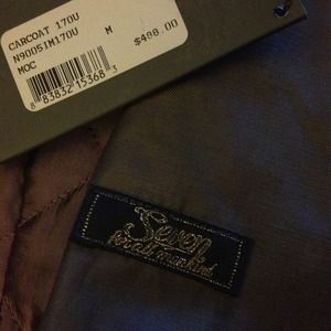 7 for All Mankind Coat! ** reduced**