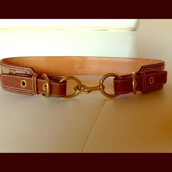 Coach Accessories - COACH Belt👍reduced!!!