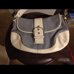 % Authentic. Coach Handbag. Reduced price