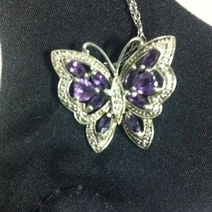Jewelry - Butterfly necklace