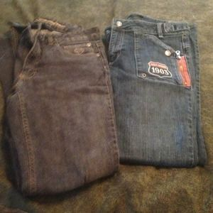 Harley Davidson Denim - Harley-Davidson jeans by one or by both