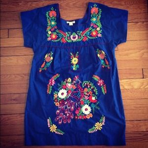 Urban Outfitters Dresses & Skirts - Embellished shift dress!