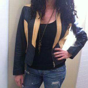 Super soft Leather jacket