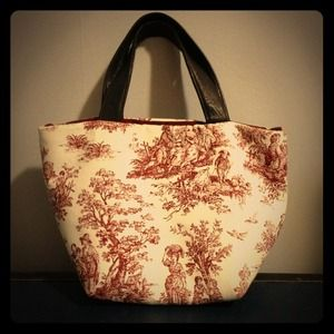 Viv Pickle Handbags - RESERVED NWOT Custom Toile Purse