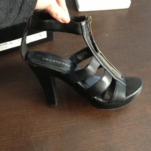 Shoes - Black sexy heels
