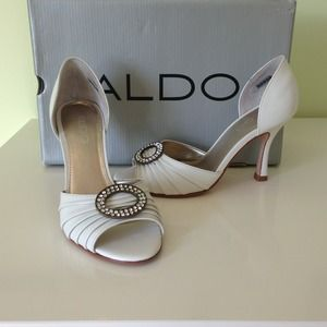ALDO Shoes - Stunning Aldo d'orsay pumps
