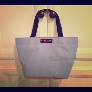 Kenneth Cole Small Nylon Handbag