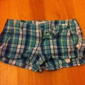 Pants - Aeropostale shorts! Summer is on its way!
