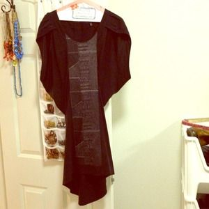 Hurley Black Dress