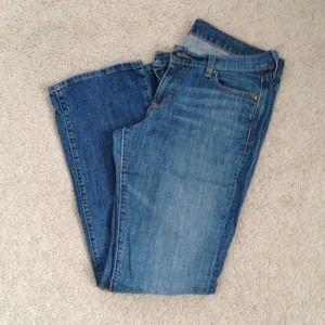 Denim - Denim blue jeans