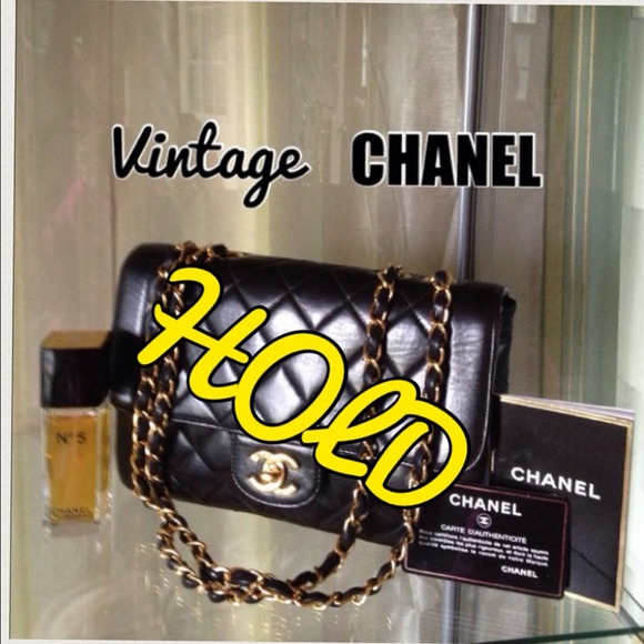 ab3018f3255d CHANEL Bags | Authentic 1996 Single Flap | Poshmark