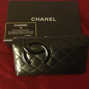 Authentic limited edition Chanel wallet