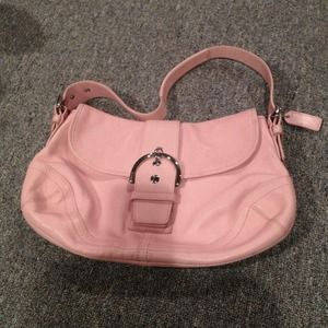 ** REDUCED** Auth Coach hobo bag