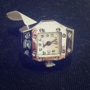 Ring watch!