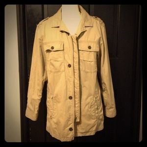 GAP Outerwear - Gap Khaki Jacket