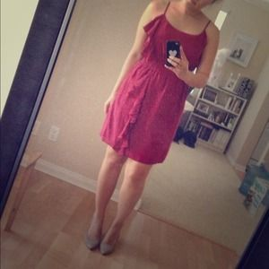 Dresses & Skirts - Red dress