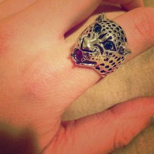 Baublebar Jewelry - Jaguar ring