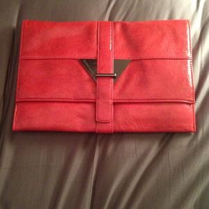 BCBGENERATION Coral Clutch