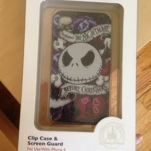Accessories - Hard IPhone 4 Disney Case!!