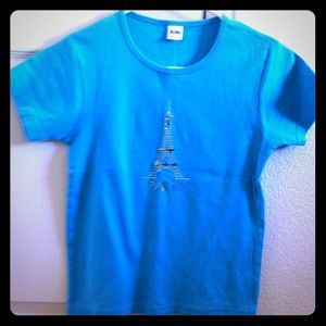 Tops - 💟Paris t shirt💟