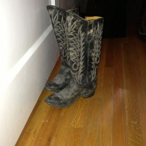 63% off Boots - Boot barn cowboy boots from Lauren's closet on ...