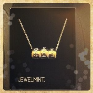 Jewelmint Gold Tone Necklace