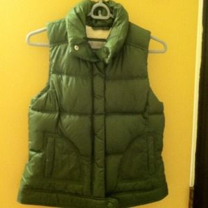 Old Navy vest worn Once