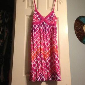 PRICE REDUCED!! Polka dot spaghetti strap dress