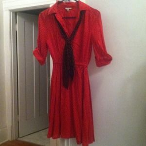 Forever 21 Dresses & Skirts - Bundled!!!! Red and black retro dress.