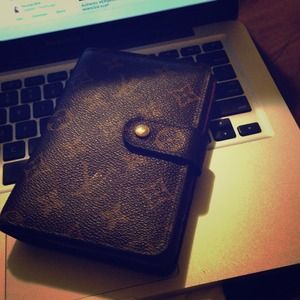 Louis Vuitton classic men's wallet
