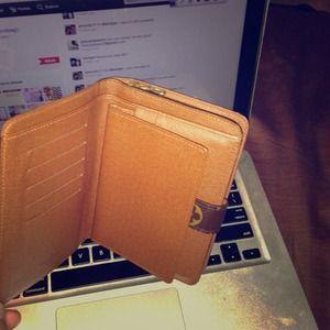 Louis Vuitton classic Men's wallet (inside)