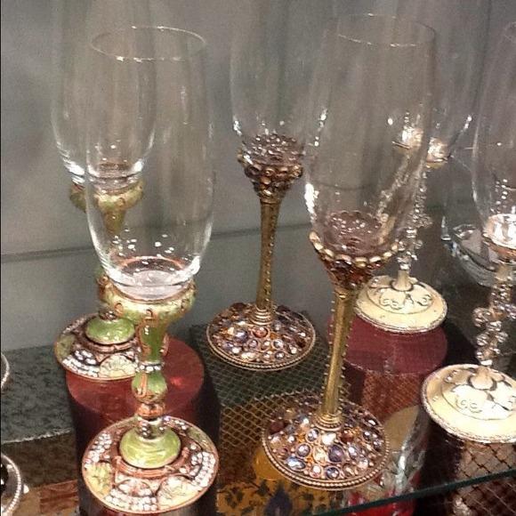 Fancy Wine Glasses
