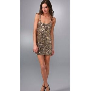 Multicolored Sequin Dress / Tunic
