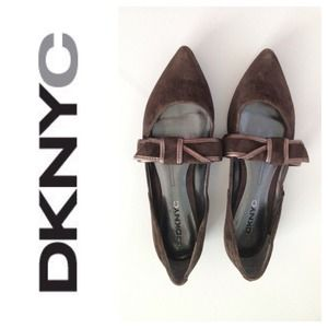 {DKNY} dknyc Iris Ballerina Flats Skimmer